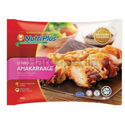 Nutriplus Nippon Amakaraage Frozen Fried Chicken Chop 300gm