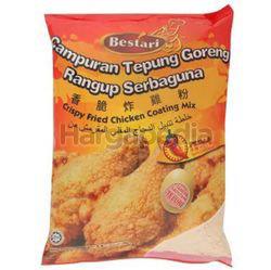 Bestari Fried Chicken Coating Hot & Spicy 1kg