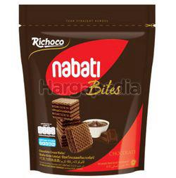 Richeese Nabati Bites Chocolate 125gm
