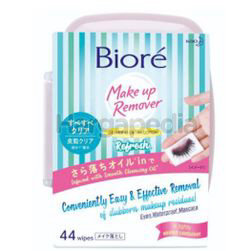 Biore Cleansing Oil In Cotton Wipes Refresh 44s