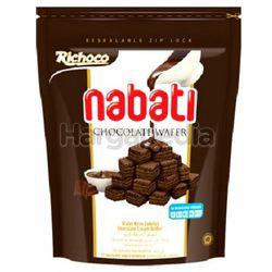 Richeese Nabati Chocolate Cream Wafer 125gm