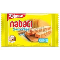 Richeese Nabati Cheese Cream Wafer 50gm
