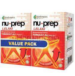 Nu-Prep 100 Tongkat Ali 2x60s