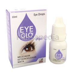 Eyeglo Plus Drops 10ml