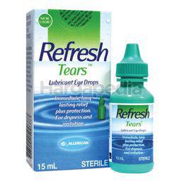 Allergan Refresh Tears Eye Drops 15ml