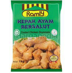 Ramly Coated Fried Chicken Drummets 1kg