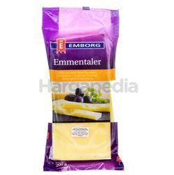 Emborg Emmentaler Cheese Block 200gm