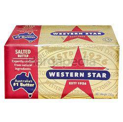 Western Star Salted Butter 250gm