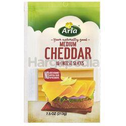Arla Cheddar Cheese Slices 150gm