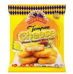 Farm's Best Tempura Cheese Chicken Nugget 800gm