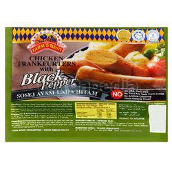 Farm's Best Black Pepper Chicken Frankfurter 340gm