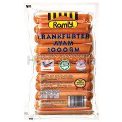 Ramly Chicken Frankfurter 1kg