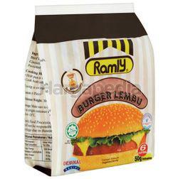 Ramly Beef Burger 300gm