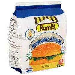 Ramly Chicken Burger 300gm