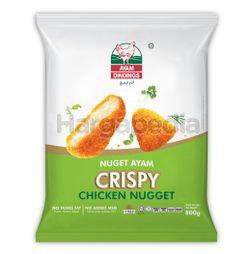 Ayam Dindings Crispy Chicken Nugget 800gm