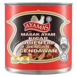 Ayamas Oriental Sauce Chicken With Mushroom 280gm