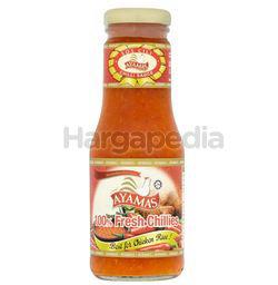 Ayamas 100% Fresh Chilli Sauce 260gm