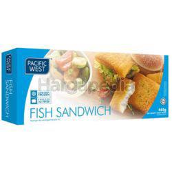 Pacific West Fish Sandwich 465gm
