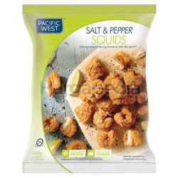 Pacific West Salt & Pepper Squids 400gm