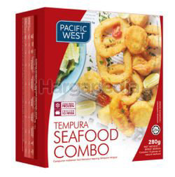 Pacific West Seafood Combo 280gm