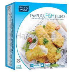 Pacific West Tempura Fish Fillets 325gm