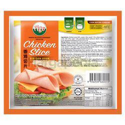 Figo Chicken Slice 500gm
