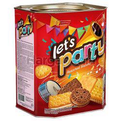 Shoon Fatt Let's Party Assorted Biscuits 600gm