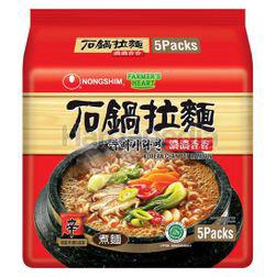 Nong Shim Claypot Ramyun Noodle 5x120gm