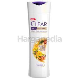 Clear Herbal Care Shampoo 330ml