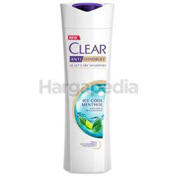 Clear Ice Cool Menthol Shampoo 330ml