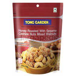 Tong Garden Cashew Nuts Mixed Walnuts Honey 150gm