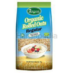 Anzen Organic Rolled Oats Regular 1kg