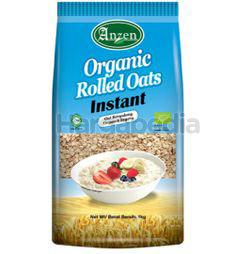 Anzen Organic Rolled Oats Instant 1kg