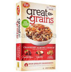 Post Great Grain Cranberry Almond Crunch 396gm
