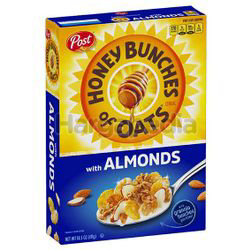 Post Honey Bunches Of Oats with Crispy Almonds 411gm