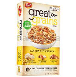 Post Great Grain Banana Nut Crunch 439gm