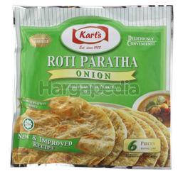 Kart's Roti Paratha Onion 6x75gm