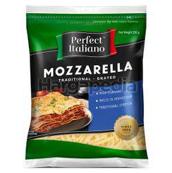 Perfect Italiano Mozzarella Grated Cheese 250gm