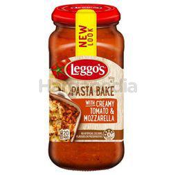 Leggo's Pasta Bake with Creamy Tomato & Mozzarella 500gm