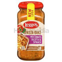 Leggo's Pasta Bake with Tomato Ricotta & Spinach 500gm