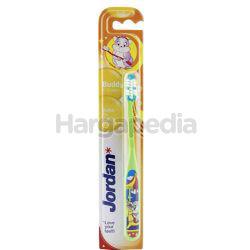 Jordan Buddy 5-10 Soft Kids Toothbrush 1s