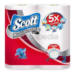 Scott Kitchen Towel Regular 2s