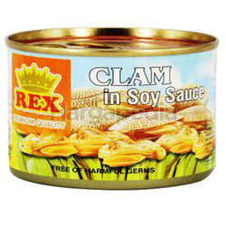 Rex Clam In Soy Sauce 170gm