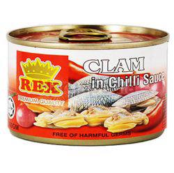 Rex Clam In Chilis Sauce 170gm