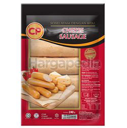CP Cheese Sausage 240gm