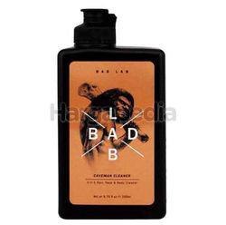 Badlab Caveman 3in1 Cleaner Body Hair Face 200ml