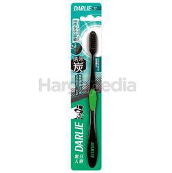 Darlie Charcoal Clean Regular Head Toothbrush 1s