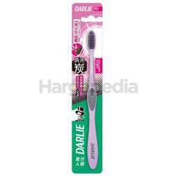 Darlie Charcoal Clean Compact Head Toothbrush 1s