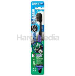 Darlie Charcoal Extra Toothbrush 1s