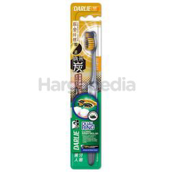 Darlie Charcoal Gold Toothbrush 1s